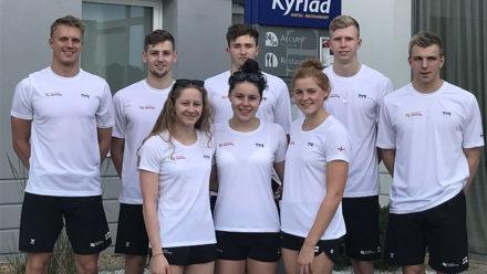 French test for Swim England 2024 squad