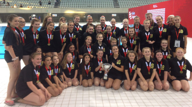 City of Salford retain Synchro Combo Cup