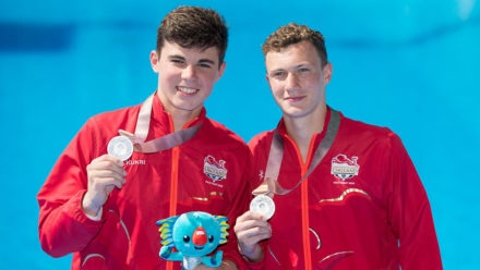 Commonwealth medallists included in World Junior Diving Championships team