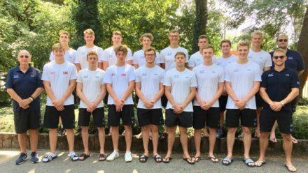 Great Britain U19 men head to Euro champs