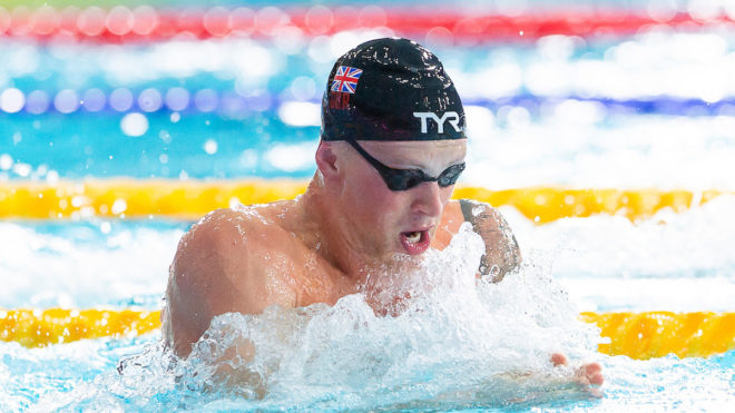 Peaty and Wilby set up European showdown