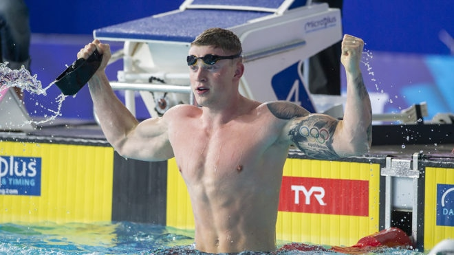 Peaty rights his wrongs as he cruises to third European Championships gold