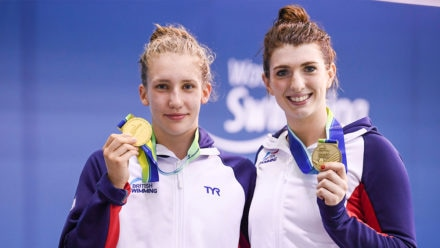 Great Britain make golden start in Dublin