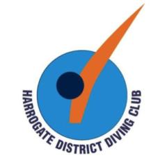 Harrogate Diving Club logo