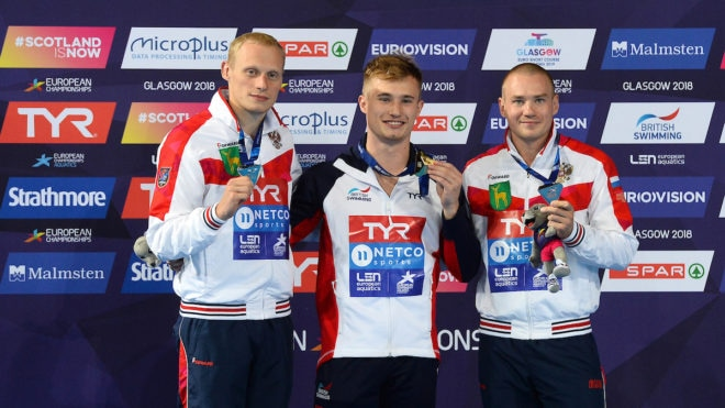 Another gold for Laugher at Glasgow 2018