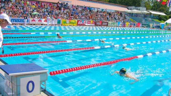 Joan sets new European record on way to gold medal in Slovenia