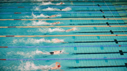 Daniel's stunning comeback seals 17 Years 200m Freestyle gold medal
