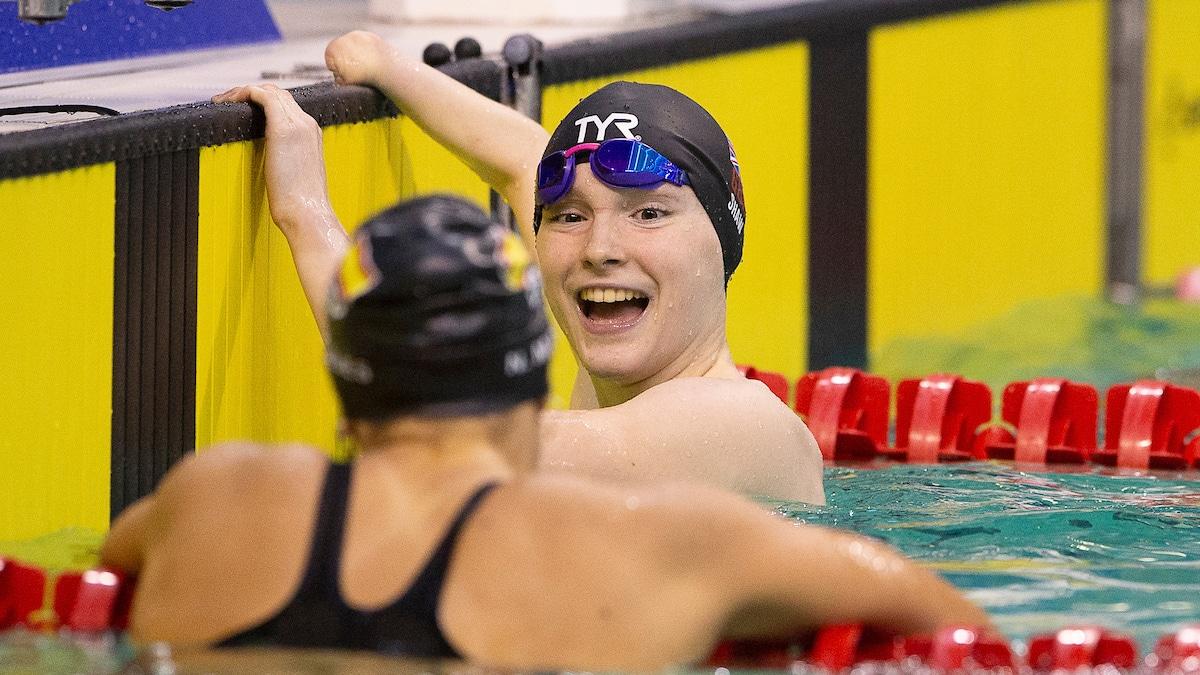 Toni Shaw at World Para Swimming Allianz European Championships 2018