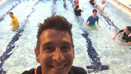 Swim teaching – a fantastic option for competitive swimmers
