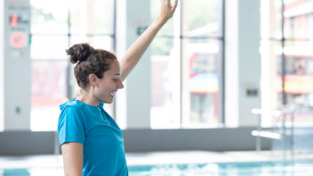 Why teaching swimming is a great option for students