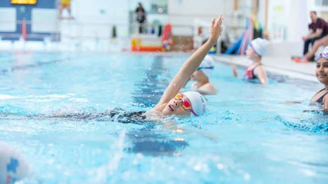 Back to work parents can take the plunge