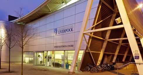 University of Liverpool Water Polo Scholarship