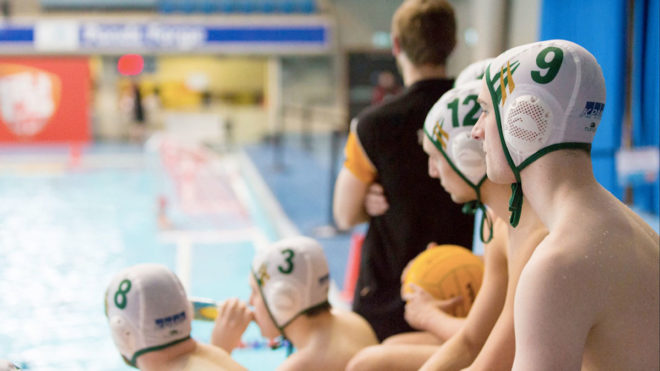 University of Nottingham Water Polo Scholarship