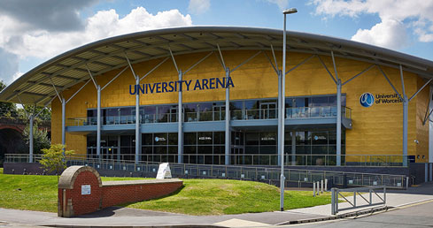 University of Worcester Water Polo Scholarship