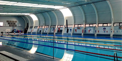 Loughborough pool