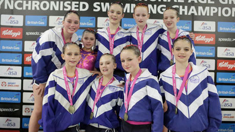 Ninth medal for Reading Royals