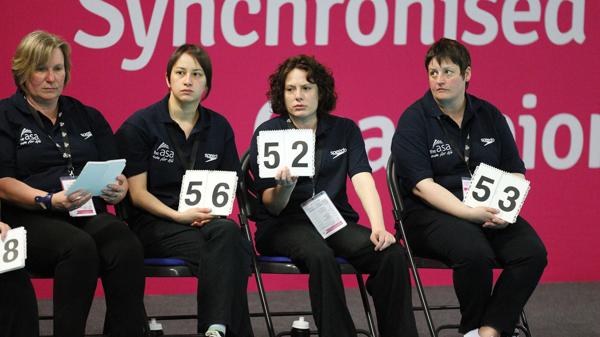 Become a Synchro Scorer