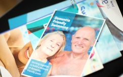 Dementia Friendly Swimming Launches in Manchester