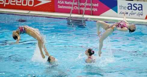 Synchro team announced for Baku 2015 European Games