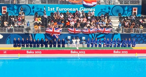 Brazier on target again as GB battle with Netherlands