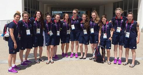 Brazier double as Brits face top seeds Greece in Baku