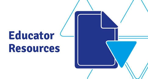 Educator resources image. Welcome to the ASA Educator Resource Library