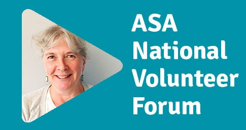 Alyson Bashford ASA National Volunteer Forum profile