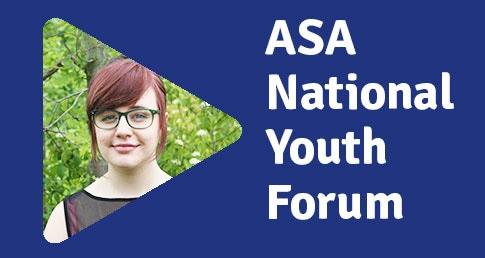 Katie Pearce ASA National Youth Forum profile
