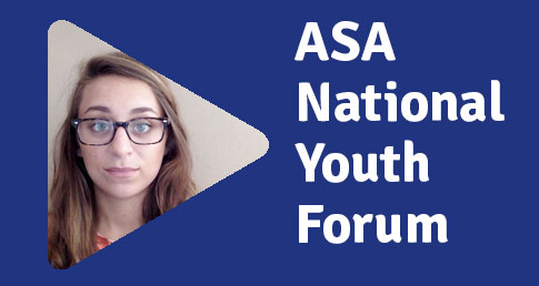 Rachel Leggett ASA National Youth Forum profile