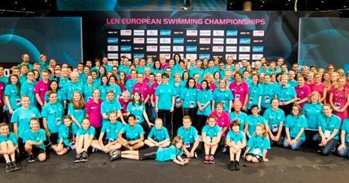 Volunteering at the London 2016 European Championships