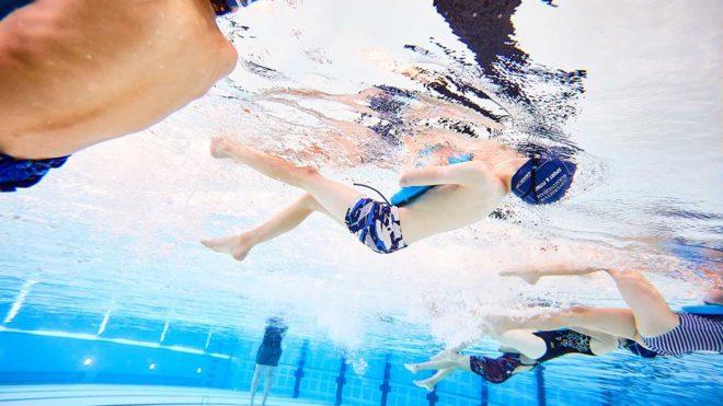School Swimming Awards