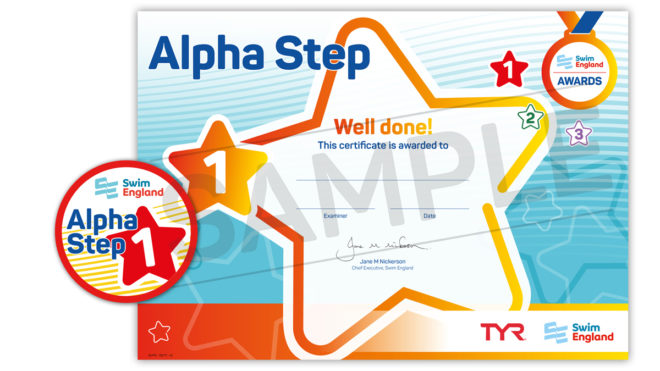 Alpha Step Awards