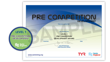 Pre-Competition Development Awards
