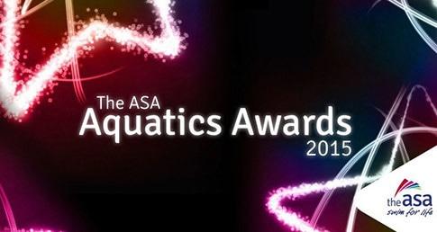 ASA Aquatics Awards 2015. Volunteers shortlisted for national aquatics awards.