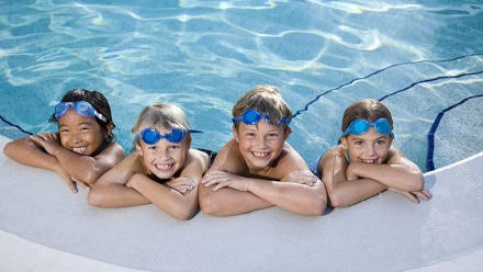 The Core Aquatic Skills of swimming