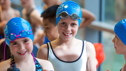 The differences between private and school swimming lessons