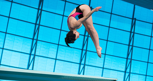 English schools to take part in START Diving programme