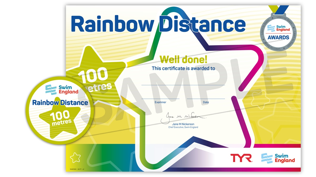 Rainbow Distance Awards