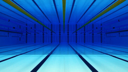 Introducing competitive swimming pools