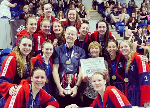 Liverpool British Champs 2016