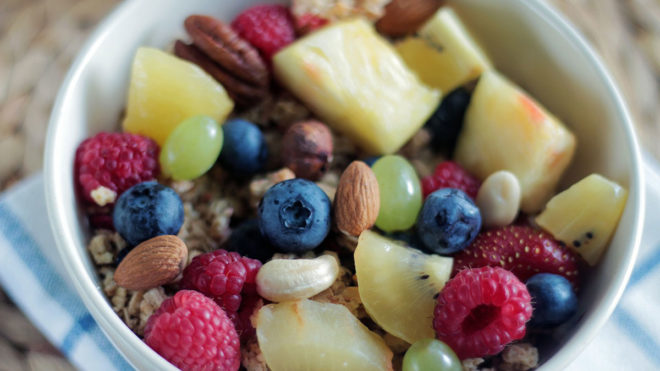 Breakfast ideas to help with working out