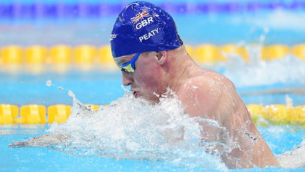 Peaty wins double gold at 2016 Mare Nostrum in Barcelona