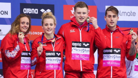 English swimmers help Brits win four medals at London 2016