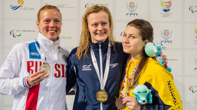 Rodgers and Russell win golds at 2016 Europeans