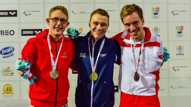 Hynd lands second gold at IPC Euros 2016