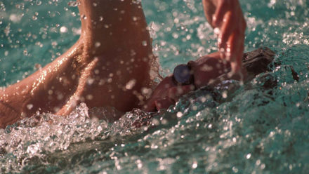 Tips for getting front crawl right