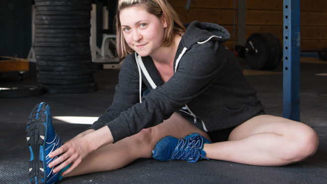 A quick guide to stretching and warming up