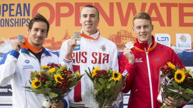 Caleb Hughes lands 5km time trial bronze in Hoorn