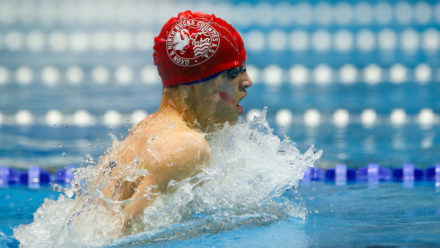 Murphy breaks British Age Group record at European Juniors