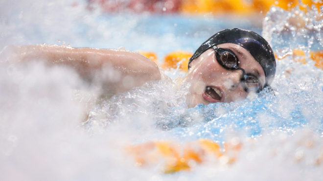 Freya Anderson takes down second British Junior record in Canada